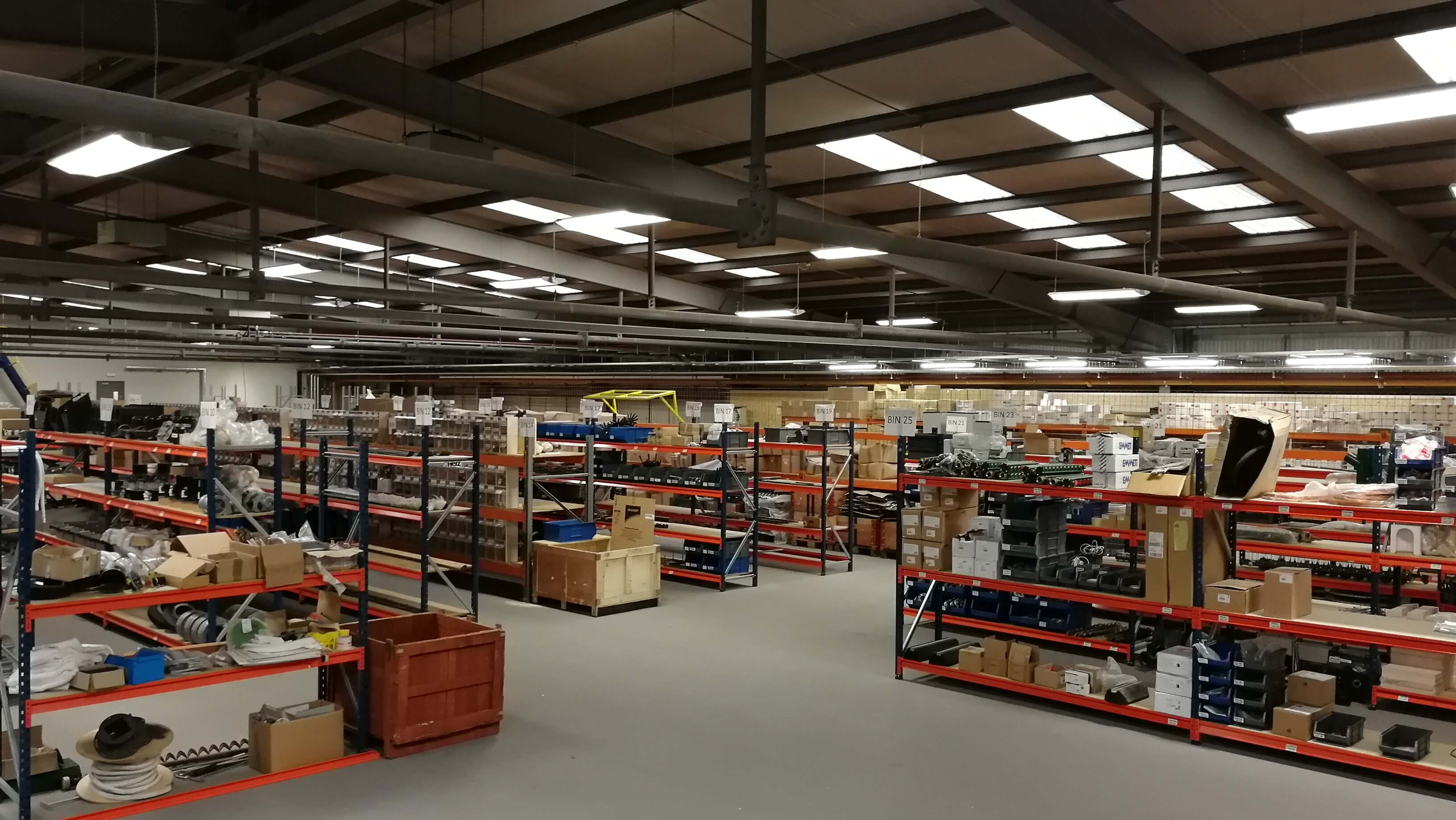 SPares and Parts stores