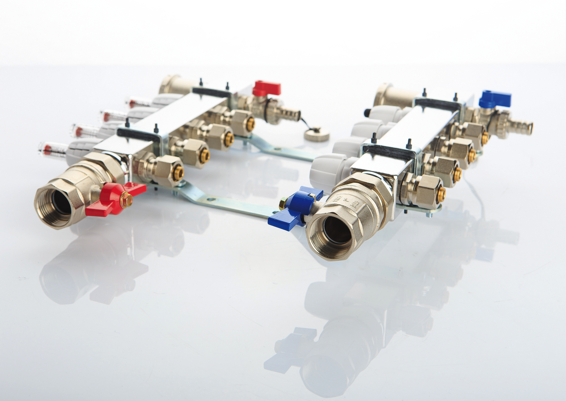 Compact Commercial Manifold